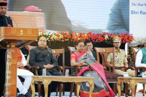 President Kovind calls Himachal a role model for other states
