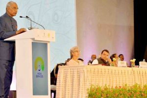 India's large talent pool gives it natural advantages in services: Kovind