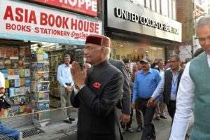 Summer sojourn: President Kovind mingles with people, nature
