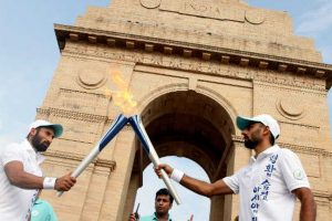 Preparations in full swing for the 18th Asian Games Torch Relay
