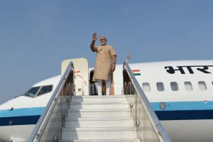 PM Modi to embark on Indonesia, Singapore visits on Tuesday