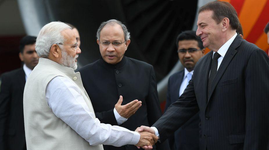 Prime Minister, Narendra Modi, Vladimir Putin, Russia, Sochi