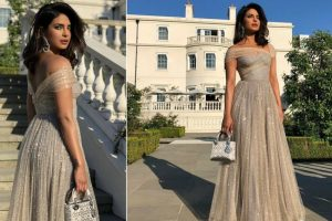 Priyanka Chopra thanks designer label Dior with heart-warming post | See Post