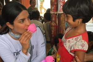 Priyanka Chopra urges to care for Rohingya refugees, Tweeple troll her