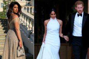 Priyanka Chopra shines at Meghan Markle's Royal wedding reception |See pictures