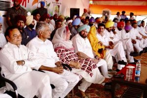 Akali's decade-long rule ruined Punjab: CM Captain Amarinder Singh