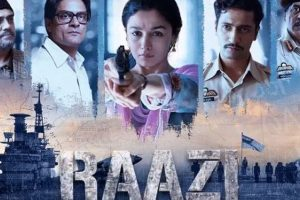 Alia Bhatt-starrer Raazi witnesses 50 per cent jump at Box Office