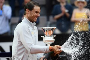 Rafael Nadal tames Alexander Zverev to win 8th Italian Open title