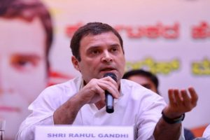 India will mourn the defeat of democracy: Rahul Gandhi