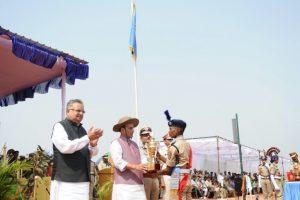 Rajnath Singh expresses confidence in all-tribal Bastariya Battalion of CRPF