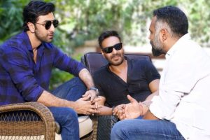 Ranbir Kapoor, Ajay Devgn to star in Luv Ranjan's next