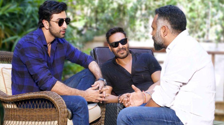 Ranbir Kapoor, Ajay Devgn, Luv Ranjan