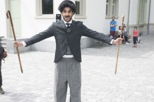 Ranveer Singh as Charlie Chaplin will wipe away your mid-week blues | See post