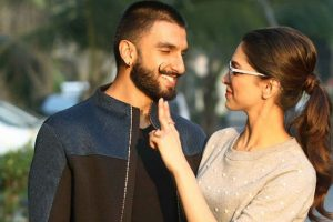 'Most desirable man' Ranveer Singh thanks voters, Deepika Padukone says 'you're welcome'