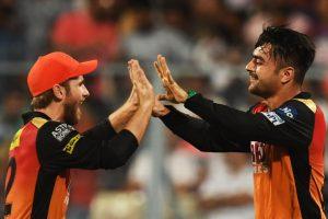 IPL-Playoffs: All-round Rashid propels Hyderabad into final