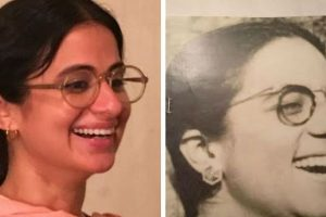 Manto | Rasika Dugal's uncanny resemblance to Safia not result of makeup, prosthetics