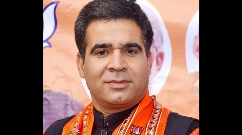 Ravinder Raina is BJP state President
