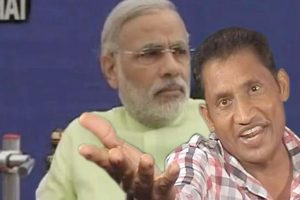 Modi 'bhakt' singer seeks death for Opposition leaders