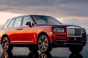 Rolls-Royce Cullinan: World's most luxurious SUV unveiled
