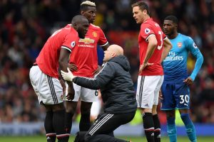 Manchester United boss Jose Mourinho updates on Romelu Lukaku's injury