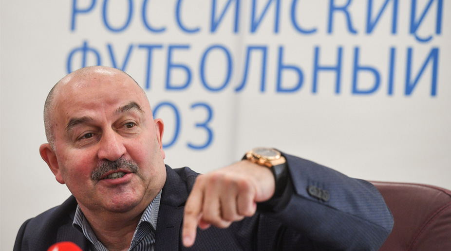 Stanislav Cherchesov, Russia Football, 2018 FIFA World Cup