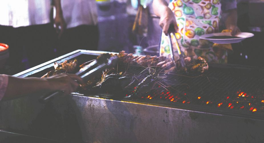 Street Food At Backpacker Street
