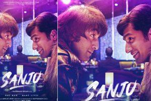 Vicky Kaushal on Sanju poster: An insight of untold friendship