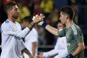 Sergio Ramos pens tribute to Fernando Torres, Andres Iniesta and Gianluigi Buffon
