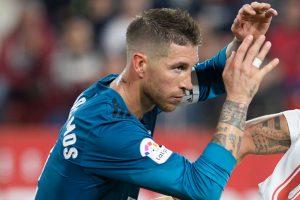 Watch: Real Madrid skipper Sergio Ramos' dead ball skills are something else