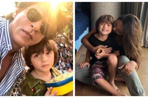 Shah Rukh Khan, Gauri Khan wish AbRam on his 5th birthday