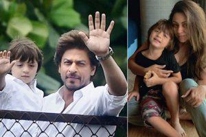 Shah Rukh Khan-Gauri Khan's son AbRam turns 5 | See pictures