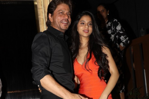 Shah Rukh Khan shares empowering message for Suhana Khan's birthday
