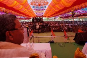 Quite a mutual admiration club: Siddaramaiah taunts BJP, JD(S) bonhomie