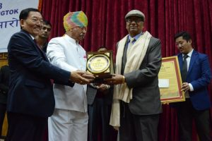 43rd State Day | Sikkim institutes award for journalists
