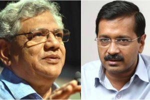 Arvind Kejriwal hails judiciary, Yechury slams Karnataka Governor
