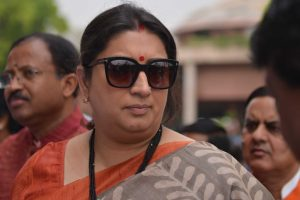 Controversies dogged Smriti Irani's 10 months in I&B Ministry