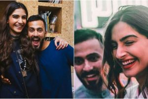 Photo timeline: Sonam Kapoor and Anand Ahuja's tale of togetherness
