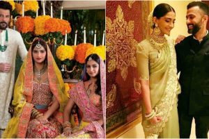 Sonam Kapoor's wedding: All updates on Kapoor clan prior to big day
