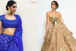 From ethereal gowns to lehengas, how bride-to-be Sonam Kapoor stunned us