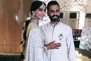 Sonam Kapoor celebrates sangeet ceremony in shades of white