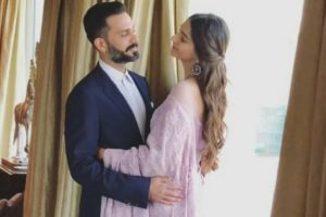 After Sonam, hubby Anand Ahuja changes name on Instagram | Find out what's it