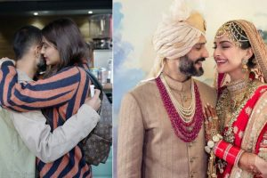 Sonam Kapoor's hubby Anand Ahuja decodes their wedding hashtag