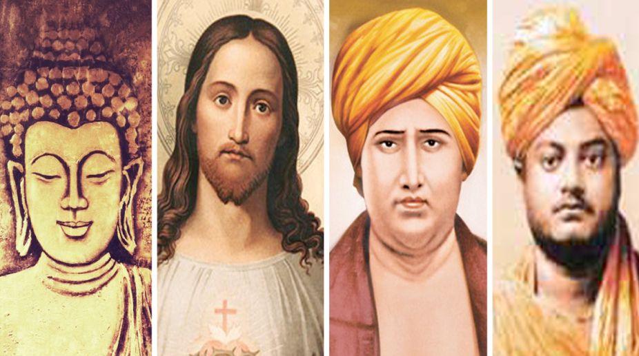 Democracy, Blind faith, Swami Vivekananda, religion