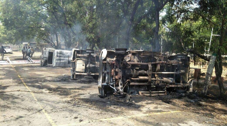 Anti-Sterlite protests in Tuticorin