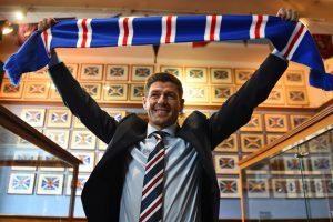 Jurgen Klopp congratulates Steven Gerrard for taking up Rangers job
