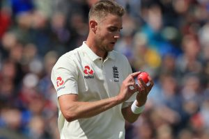 England quick Stuart Broad adds another feather to his cap and it's not related to cricket