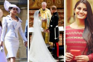 Besides Priyanka Chopra, another Indian womanattended the Royal wedding | Know who