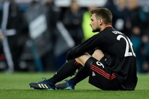 UEFA Champions League: Sven Ulreich issues apology to Bayern Munich fans for clanger