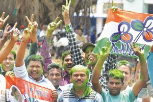 BJP a tough competition for TMC: Ghosh