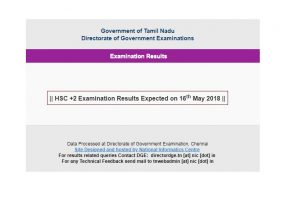 Tamil Nadu Result 2018: TN SSLC Class 10 results 2018 to be declared at tnresults.nic.in, dge.tn.gov.in, dge1.tn.nic.in | Date, time released